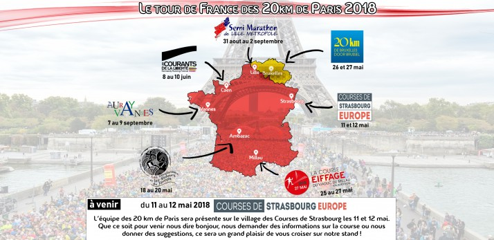 Tour de france des 20kmparis